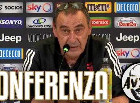 """Sarri pre Milan-Juventus: """"Il Milan è in un ottimo momento"""""""