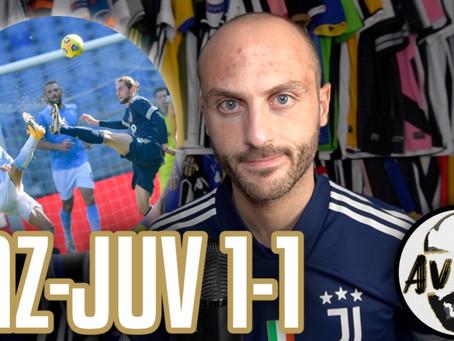 Beffa assurda. 2 punti buttati. Poteva finire 0-3     Avsim Post Lazio-Juventus 1-1