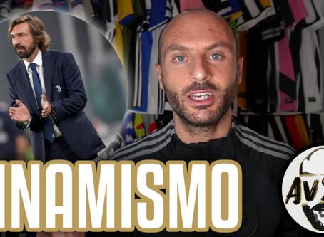 Pirlo tactics: Juventus-Sampdoria 3-0     Avsim Tattica