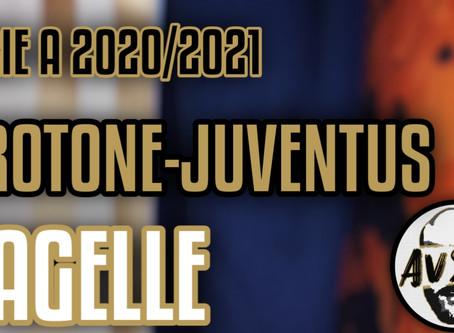 Sondaggio pagelle Crotone-Juventus Serie A     Avsim Dibattito