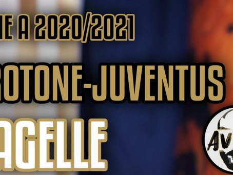 Sondaggio pagelle Crotone-Juventus Serie A ||| Avsim Dibattito