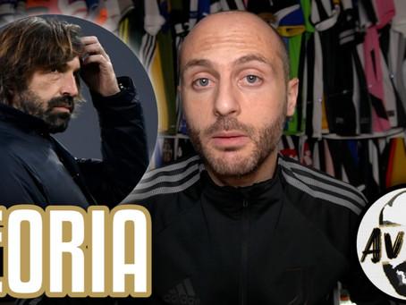 Successi e fallimenti tattici di Pirlo con la Juventus ||| Avsim Zoom
