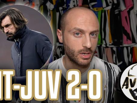 Senza anima. Partita ignobile. Complimenti all'Inter     Avsim Post Inter-Juventus 2-0
