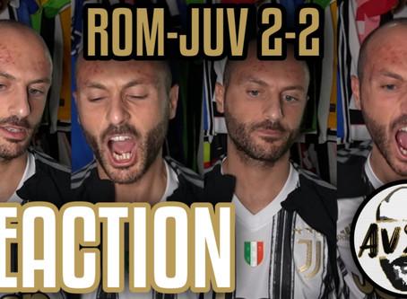 Roma-Juventus 2-2 live reaction     Avsim Live