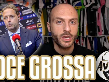 La reazione inspiegabile della Juventus alla sentenza CONI su Juve-Napoli ||| Avsim Zoom