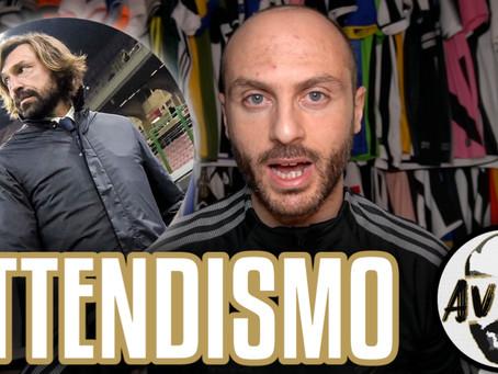 Pirlo Tactics: MIlan-Juventus 1-3 ||| Avsim Tattica