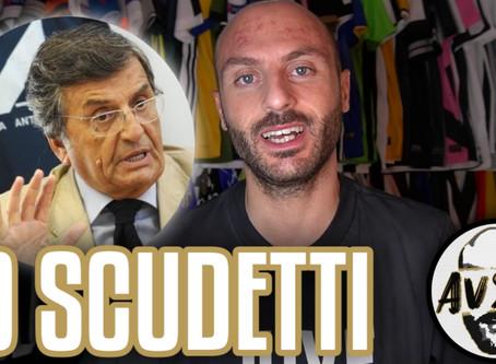 Dovrebbero togliere 10 scudetti alla Juventus? Le inesattezze di Lepore su calciopoli ||| Avsim Zoom