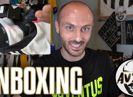 Unboxing Juventus Home 2019/2020 Locker Edition ||| Avsim Unboxing