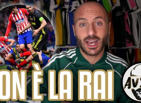 Mai più la Champions League sulla RAI! DAZN, Amazon e Netflix per i diritti TV ||| Speciale Avsim