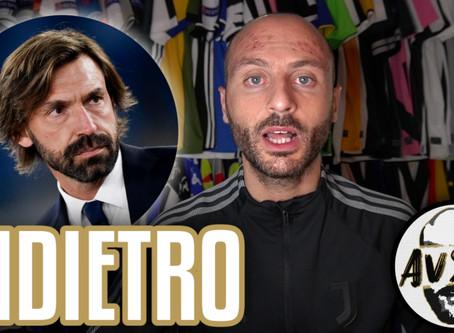Pirlo tactics: Roma-Juventus 2-2     Avsim Tattica