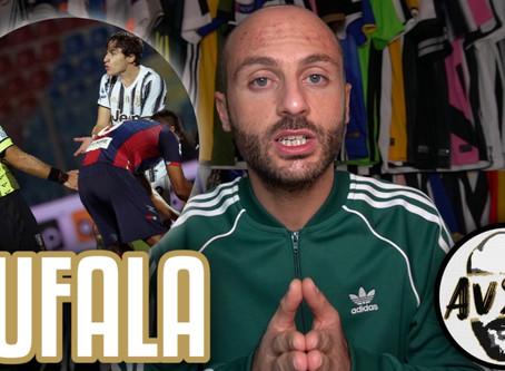 Fourneau declassato dopo Crotone-Juventus? La bufala vergognosa contro la Juve ||| Speciale Avsim