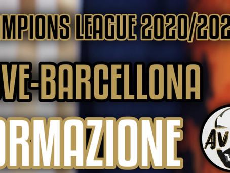 Sondaggio formazione Juventus-Barcellona Champions League ||| Avsim Dibattito