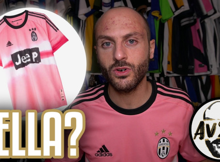 La quarta maglia Juventus 2020/2021 adidas con Pharrell Williams ||| Speciale Avsim