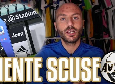 Caso Italia U20: il Napoli poteva mandare la Primavera contro la Juventus ||| Avsim Zoom