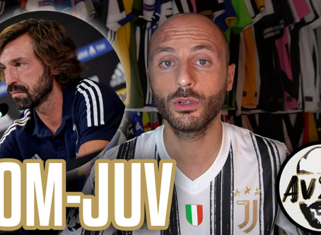 Roma-Juventus: formazioni, tattica, parole di Pirlo e Fonseca ||| Avsim Prepartita