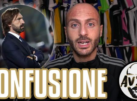Pirlo tactics: Crotone-Juventus 1-1     Avsim Tattica