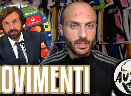 Pirlo Tactics: Juventus-Barcellona 0-2     Avsim Tattica