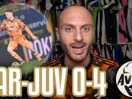 Juve praticamente perfetta. Così si va lontano!     Avsim Post Parma-Juventus 0-4