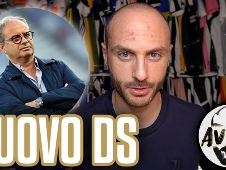 Luis Campos DS della Juventus al posto di Paratici? ||| Mercato Avsim