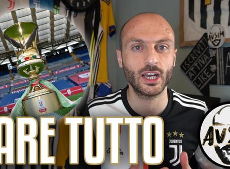 Napoli-Juventus: formazioni, tattica, le parole di Gattuso e Sarri ||| Avsim Pre finale Coppa Italia