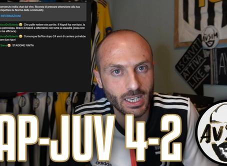 Bravo Napoli, Juve imbarazzante. Colpa di Sarri ||| Avsim Post Napoli-Juventus 4-2 dcr Coppa Italia