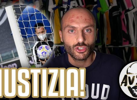 Sentenza Juventus-Napoli: 3-0 a tavolino e -1 in classifica. Giustizia è fatta! ||| Speciale Avsim
