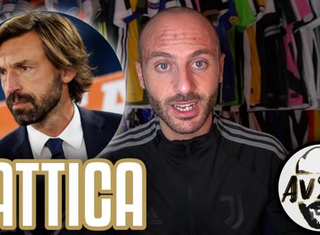 A Crotone senza Ronaldo: le possibili scelte di Pirlo     Avsim Tattica