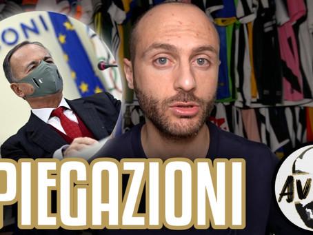 Frattini conferma l'assurdità della sentenza CONI su Juventus-Napoli ||| Avsim Zoom