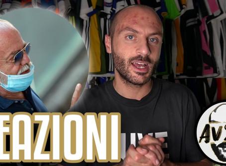 Il Napoli non può ricorrere al TAR. Le reazioni alla sentenza del giudice sportivo ||| Avsim Zoom