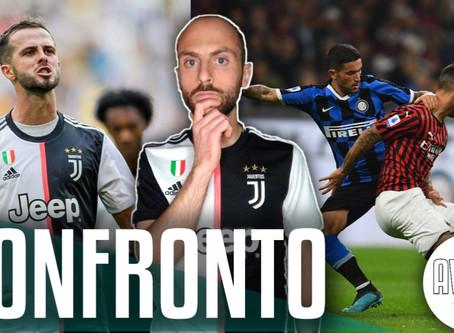 Chi è più forte tra Pjanic e Sensi?     Avsim Tattica pre Inter-Juventus