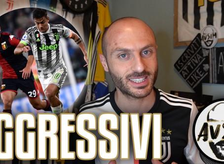 Genoa-Juventus: formazioni, tattica, dichiarazioni di Sarri e Nicola ||| Avsim Prepartita