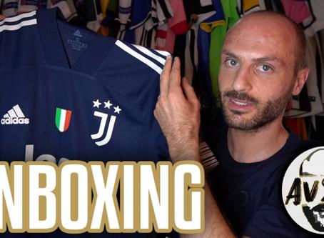 Unboxing Juventus away authentic 2020/2021 ||| Avsim Unboxing