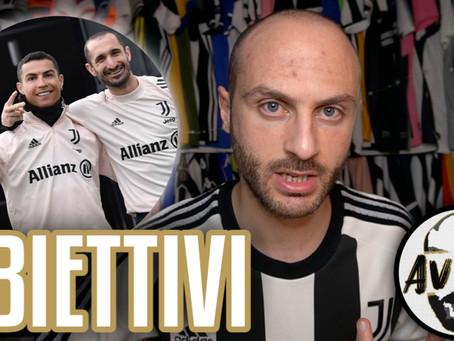 La Juventus a gennaio si gioca la stagione. Aspettative scudetto e Champions ||| Speciale Avsim