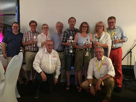 Sieger Gruppe F2 Rosen Rallye Historic 2018
