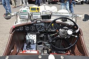 Rosen-Rallye-Historic Mehr Elektronik geht nicht