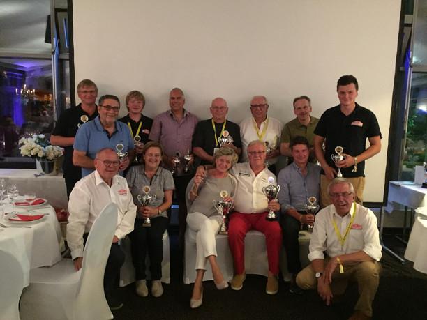 Sieger Gruppe G Rosen Rallye Historic 2018