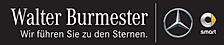 Mercedes Benz BurmesterPartner Sponsor der Rosen-Rallye-Historic