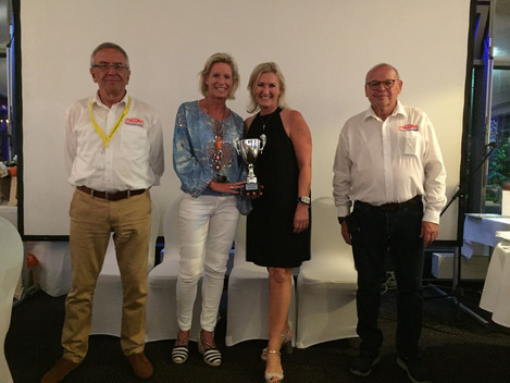 Bestes Damenteam  Sieger Rosen Rallye Historic 2018