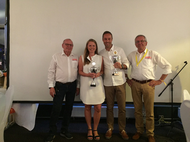Sieger Gruppe E Rosen Rallye Historic 2018