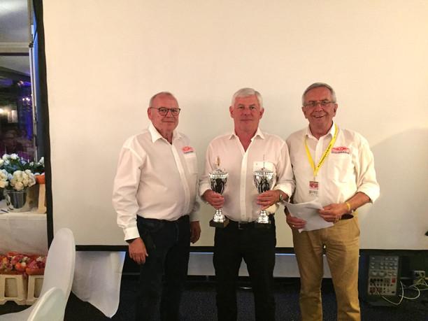 Sieger Gruppe C Rosen Rallye Historic 2018