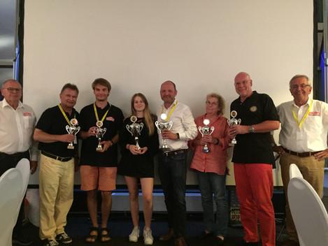 Sieger Gruppe F1 Rosen Rallye Historic 2018