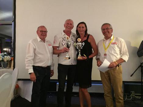 Sieger Gruppe D Rosen Rallye Historic 2018