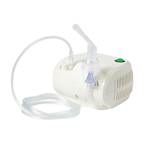 Aeromist Compact Nebulizer Compressor with Reusable Neb