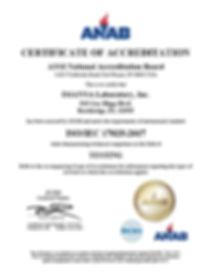 IMANNA ANAB Accreditation Cert 12-2019.j