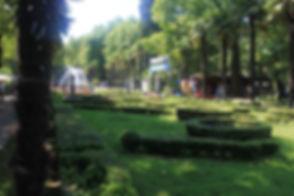 «Ривьера Вид на фонтан» участника Popugayka - собственная работа. Под лицензией CC BY-SA 3.0 с сайта Викисклада