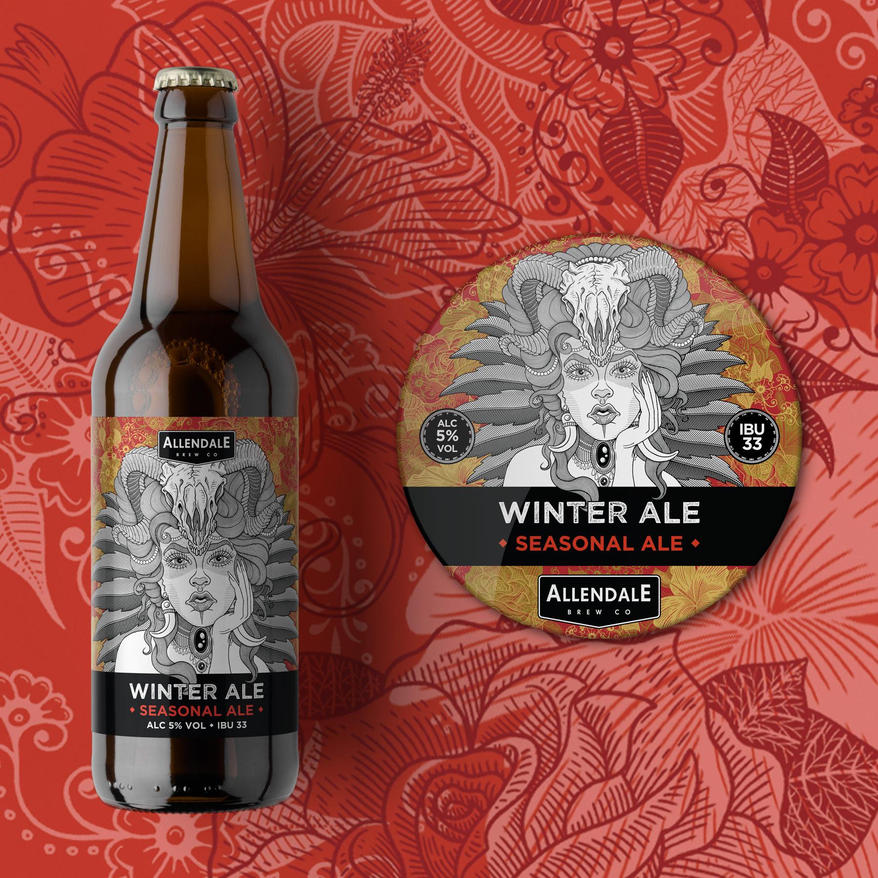 allendale-winter-ale-beer-label-design-m