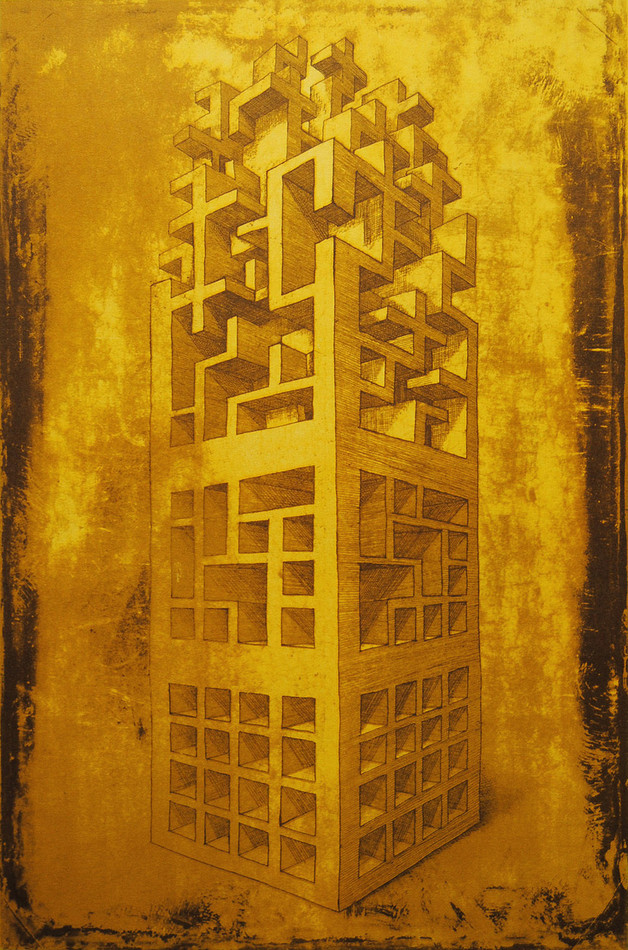Geometry of Living - Tower 1