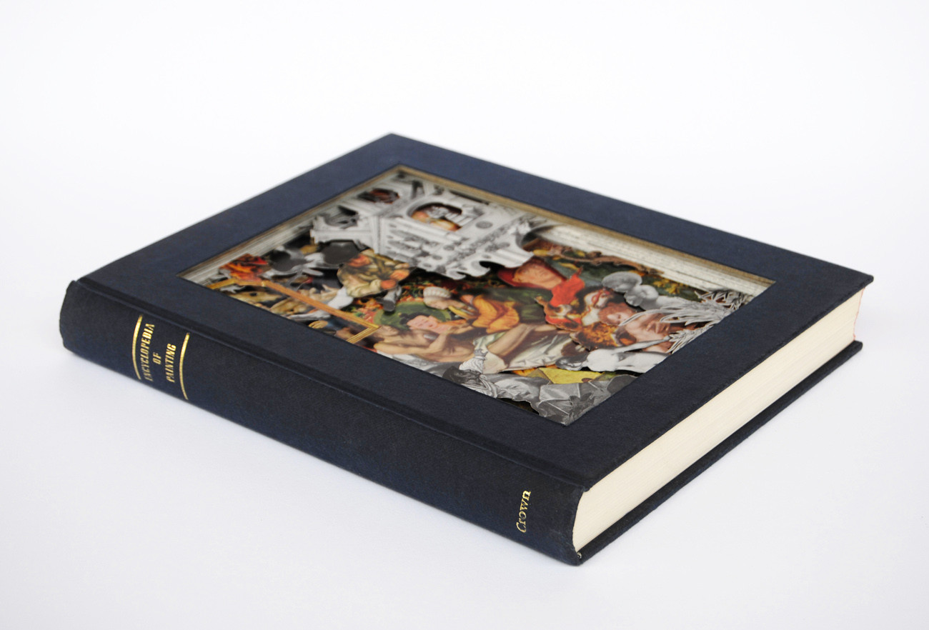 Altered Book 1