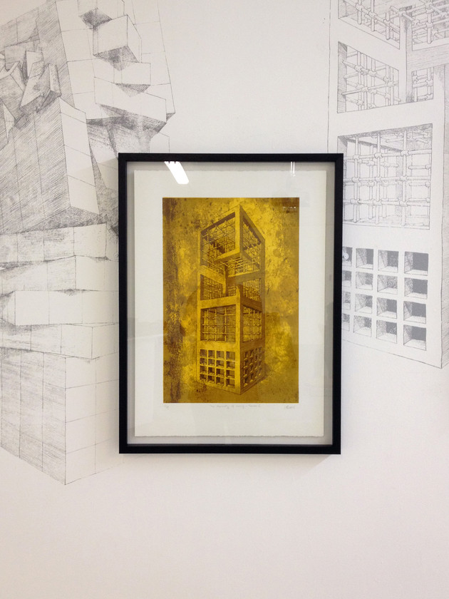 Geometry of Living - Exhibition - Tower 2