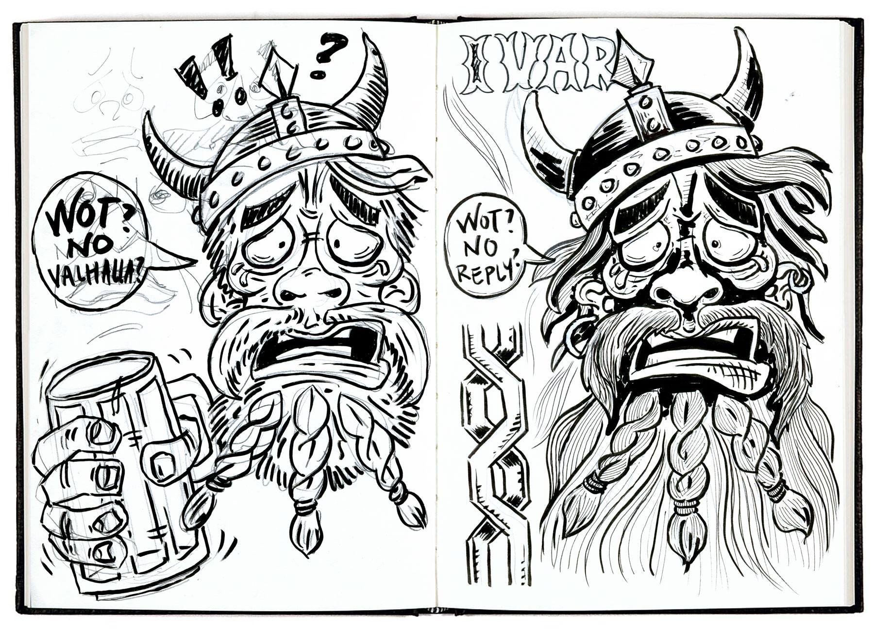 boot-beer-ivar-sketchbook1-tshirt-design